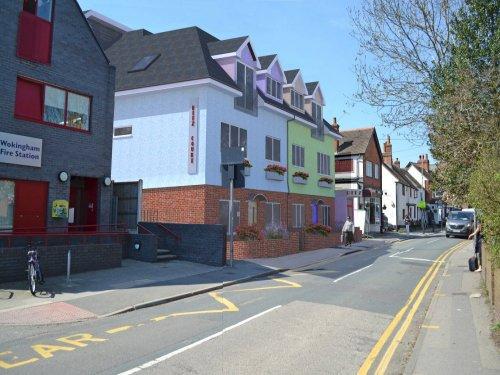 New Flats Wokingham   Abracad Architects