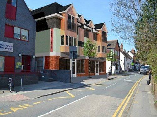 New Flats Wokingham | Abracad Architects